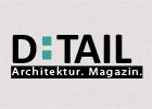 Detail Architektur Magazin Logo