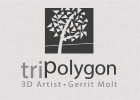 Tripolygon 3D Artist Logo